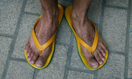 34fc70bc5 My case against men wearing open toed shoes