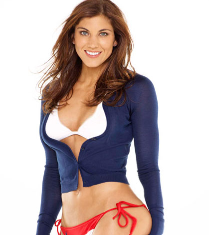 Hope Solo Latest Hot Pic 2012-2013 Profile Pic