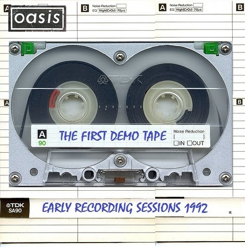 First Demo Tape (Front)