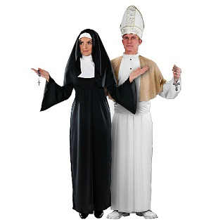 Nun_and_Pope