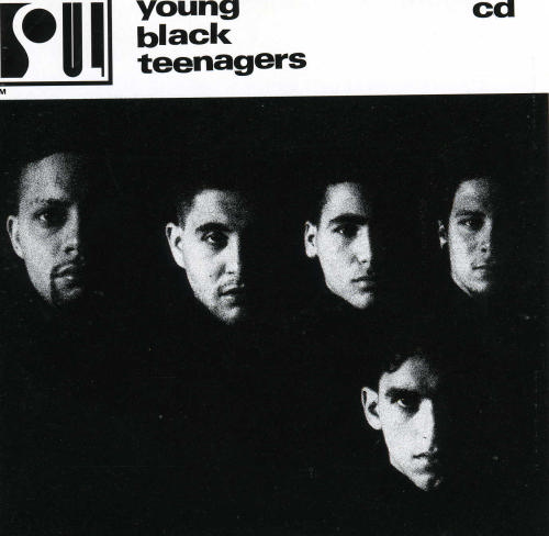 Young Black Teenagers - 1991 june16