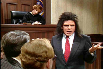 Caveman Lawyer Jury