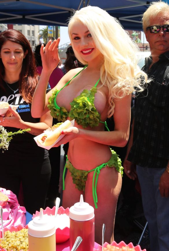courtney stodden lettuce