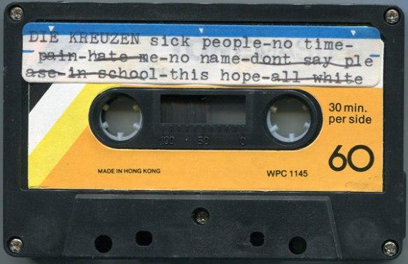 diekreuzen_demo-tape