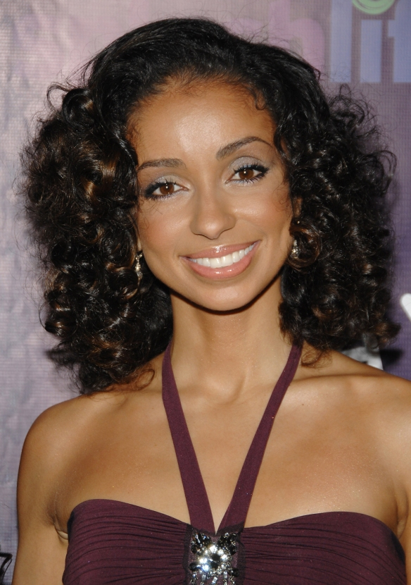 "FILE - In this April 22, 2008, file photo, singer Mya attends ""Le Reve: Indulge the Dream, Play 4 Parkinson's Casino Gala"" benefit in New York. Mya will join the cast of the ninth season of reality dance competition, ""Dancing With The Stars,"" premiering Sept. 21, 2009, on ABC.  (AP Photo/Evan Agostini, file)"